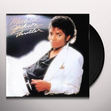 Michael Jackson THRILLER Vinyl Record - 180 Gram Pressing