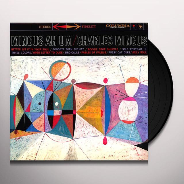 Charles Mingus MINGUS AH UM Vinyl Record - 180 Gram Pressing