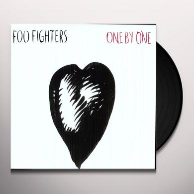 Foo Fighters ONE BY ONE Vinyl Record - MP3 Download Included