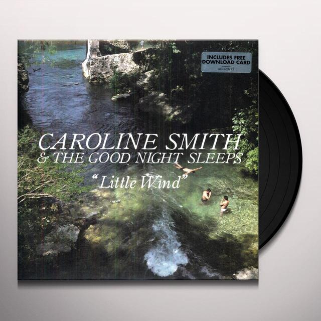 Caroline Smith LITTLE WIND Vinyl Record