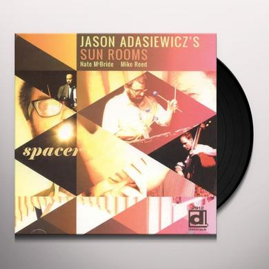 Jason Adasiewicz SPACER Vinyl Record