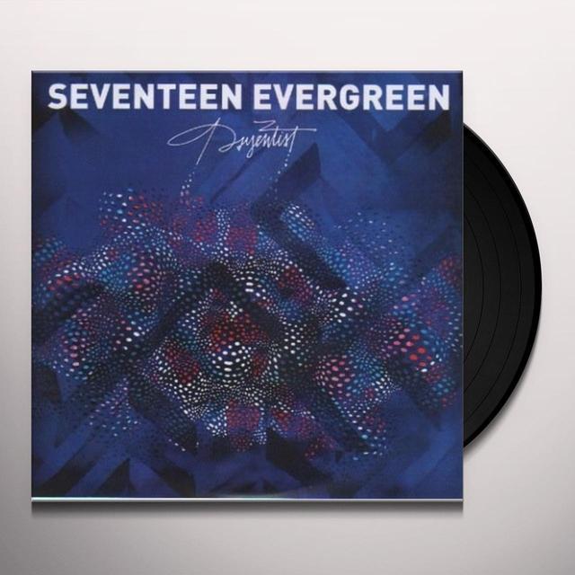 Seventeen Evergreen PSYENTIST Vinyl Record