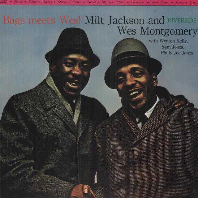 Milt Jackson & Wes Montgomery BAGS MEETS WES Vinyl Record
