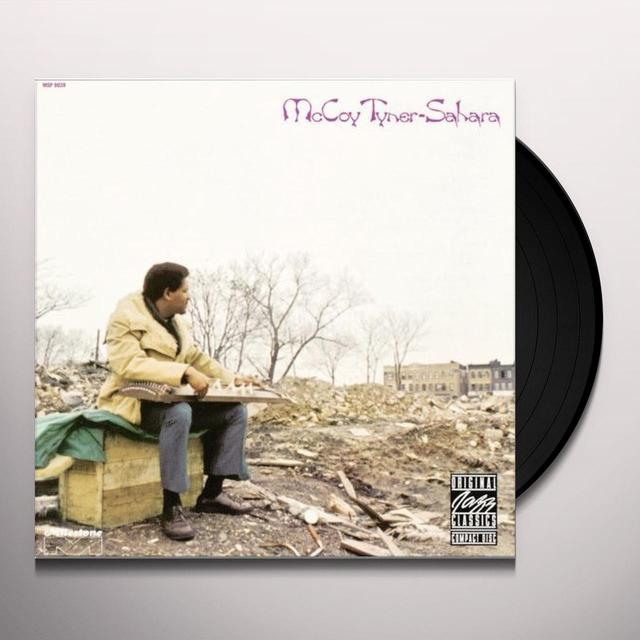 Mccoy Tyner SAHARA Vinyl Record