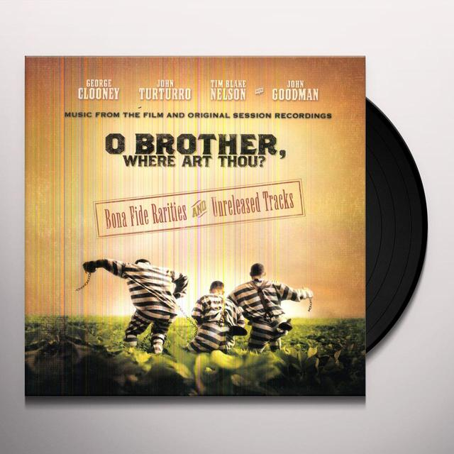 O BROTHER WHERE ART THOU BONA FIDE RARITIES / OST (Vinyl)