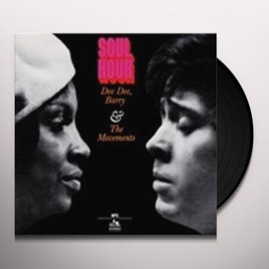 Dee Dee Mcneil / Barry Window / Movements SOUL HOUR Vinyl Record