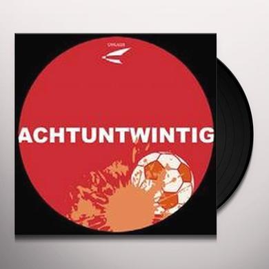 Josh / Jules Und Jazper ACHTUNTWINTIG Vinyl Record