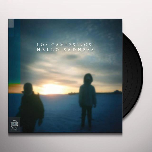 Campesinos HELLO SADNESS Vinyl Record
