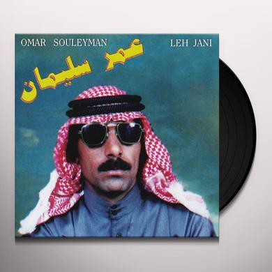 Omar Souleyman LEH JANI Vinyl Record