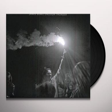 James Blake ENOUGH THUNDER Vinyl Record
