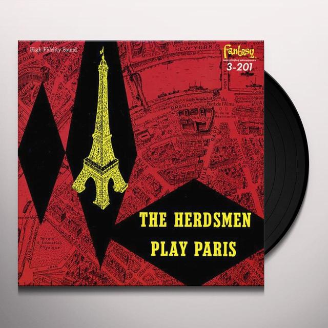 HERDSMEN PLAY PARIS Vinyl Record