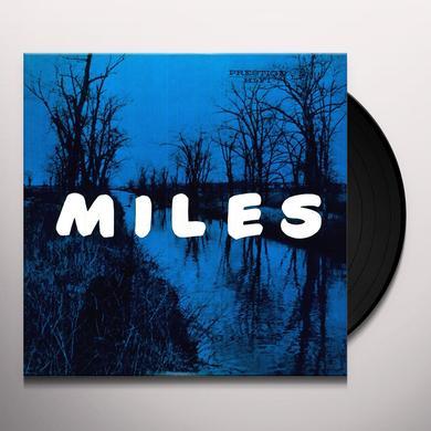 NEW MILES DAVIS QUINTET Vinyl Record