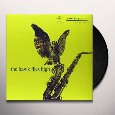 Coleman Hawkins HAWK FLIES HIGH Vinyl Record