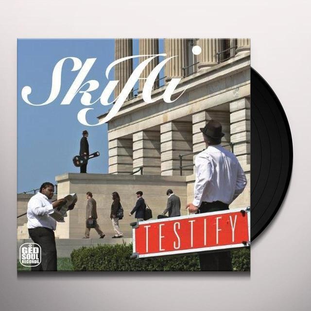 Sky Hi TESTIFY Vinyl Record