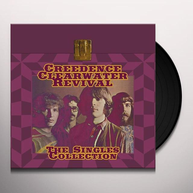 CCR ( Creedence Clearwater Revival ) SINGLES COLLECTION Vinyl Record