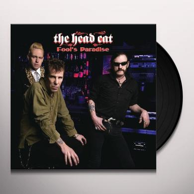 Head Cat FOOL'S PARADISE Vinyl Record - Limited Edition