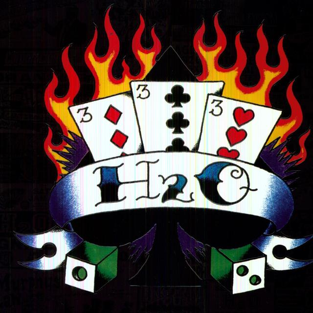 H2O: 15TH ANNIVERSARY Vinyl Record - Anniversary Edition, Reissue