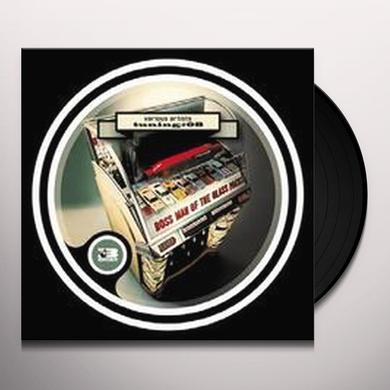 Gui / /Extrawelt Boratto TUNING 08 Vinyl Record