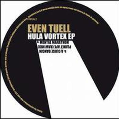 Even Tuell HULA VORTEX Vinyl Record