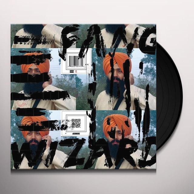 Fang Wizard PURE HEX Vinyl Record