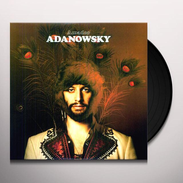 Andanowsky AMADOR Vinyl Record
