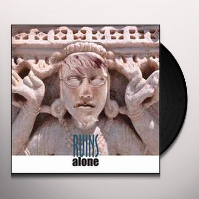 RUINS ALONE Vinyl Record