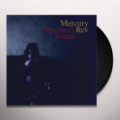 Mercury Rev DESERTER'S SONGS Vinyl Record