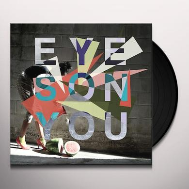 Pandr Eyes EYES ON YOU (EP) Vinyl Record