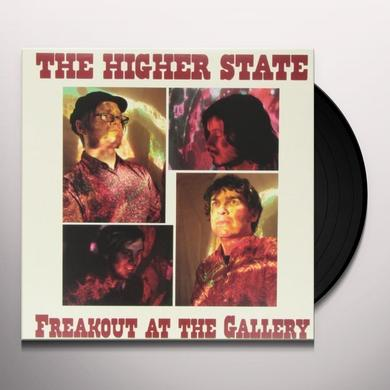 Higher State FREAKOUT AT THE GALLERY Vinyl Record