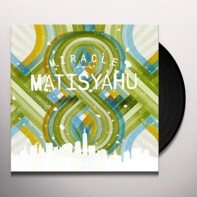 Matisyahu MIRACLE Vinyl Record - Limited Edition