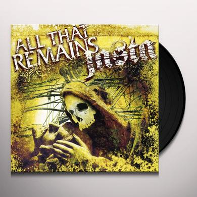 ALL THAT REMAINS / JASTA Vinyl Record
