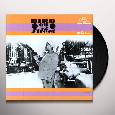 Charlie Parker BIRD ON 52ND STREET Vinyl Record
