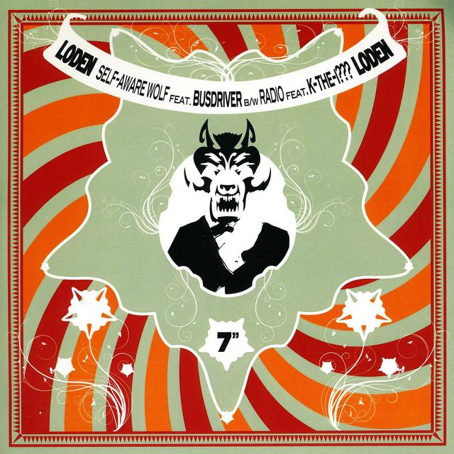 Loden SELF-AWARE WOLF / RADIO Vinyl Record