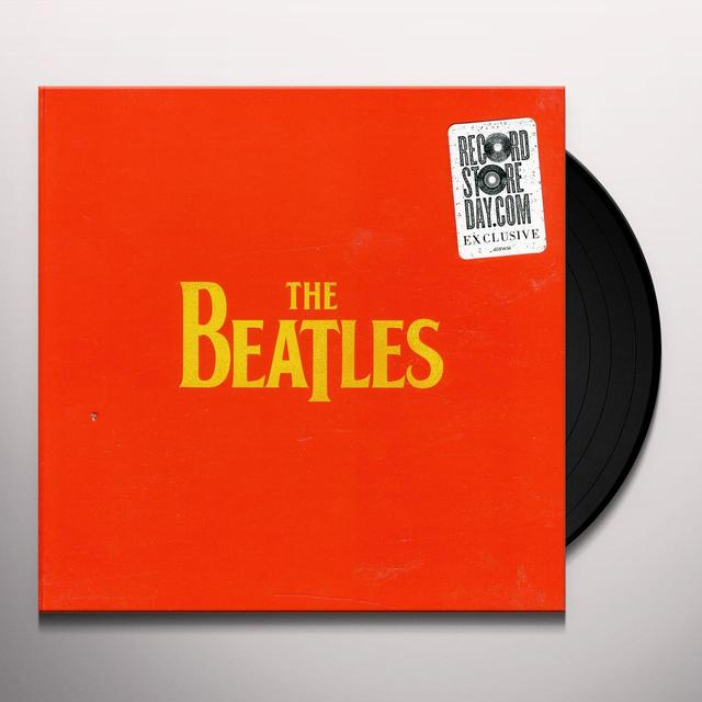 The Beatles SINGLES  (BOX) Vinyl Record - Limited Edition