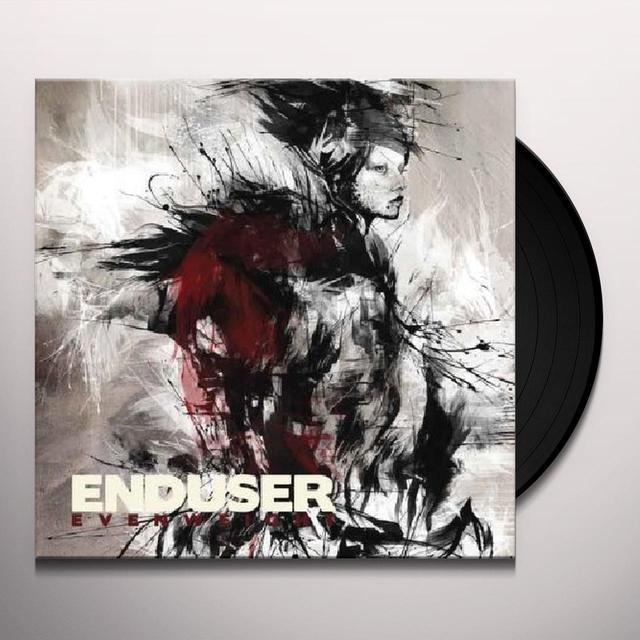 Enduser EVEN WEIGHT Vinyl Record - w/CD
