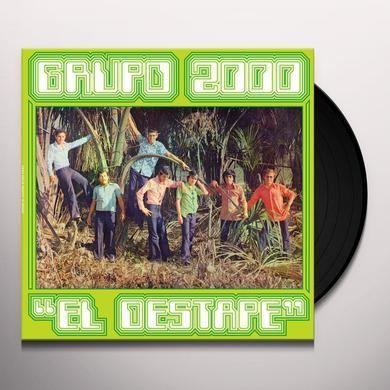 Grupo 2000 DESTAPE Vinyl Record