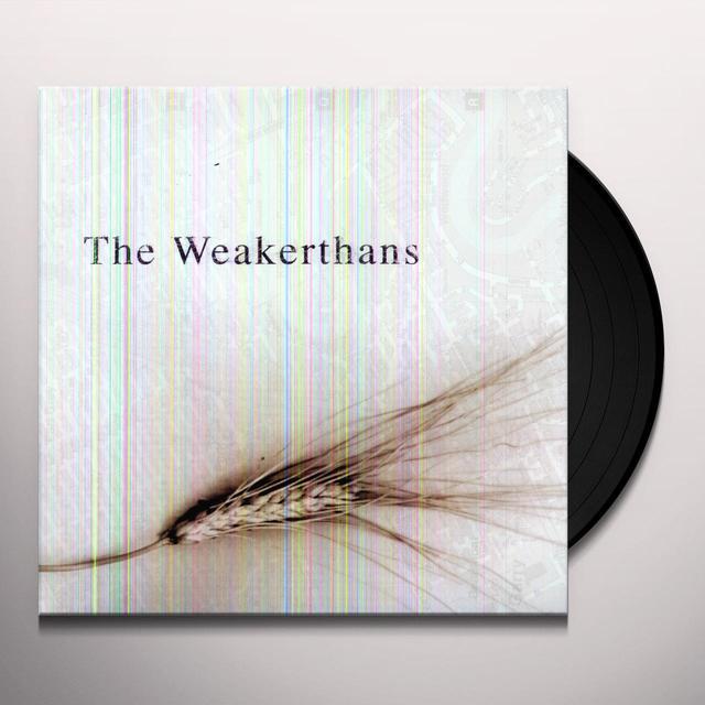 The Weakerthans FALLOW Vinyl Record