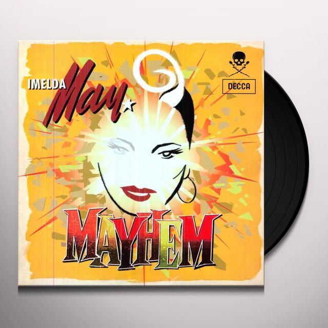 Imelda May MAYHEM (Vinyl)