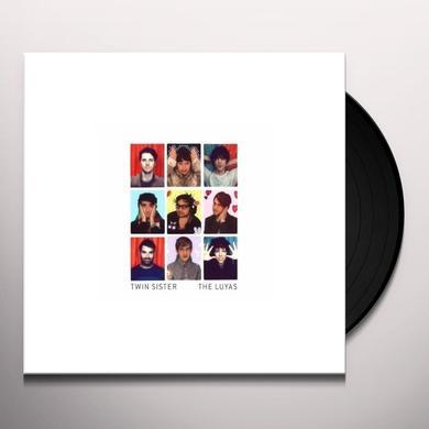 Luyas / Twin Sister SPLIT Vinyl Record