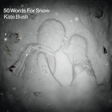 Kate Bush 50 WORDS FOR SNOW Vinyl Record