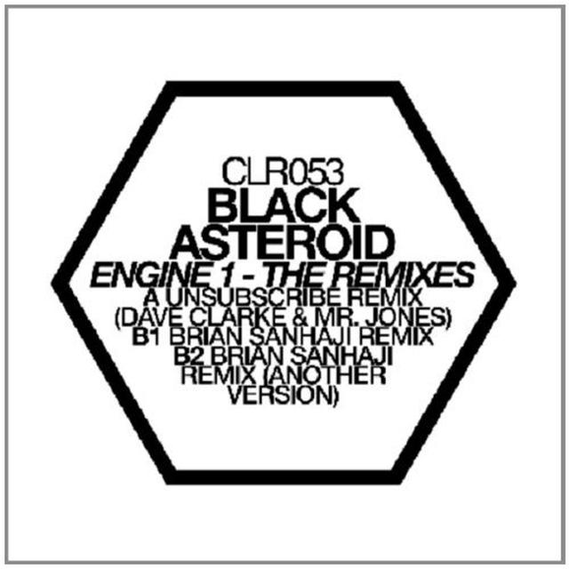 Black Asteroid ENGINE 1: THE REMIXES (EP) Vinyl Record