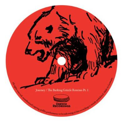 Prommer & Barck JOURNEY / BARKING GRIZZLE REMIXES Vinyl Record