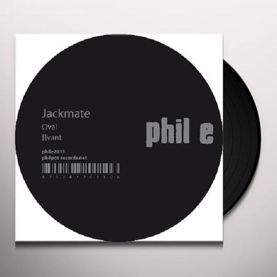 Jackmate OVAL (EP) Vinyl Record