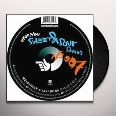 Javi Melohman / Bora CALLE CALA Vinyl Record