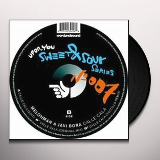 Javi Melohman / Bora CALLE CALA (EP) Vinyl Record