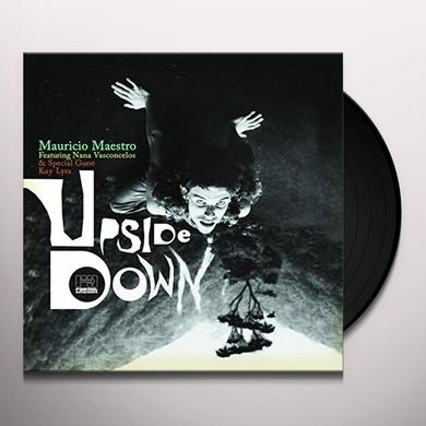Mauricio Maestro / Nana Vasconcelos UPSIDE DOWN Vinyl Record