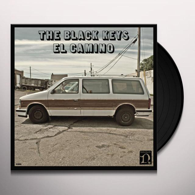 Black Keys EL CAMINO (BONUS CD) Vinyl Record