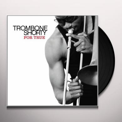 Trombone Shorty FOR TRUE Vinyl Record