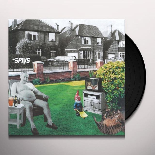 Thee Spivs BLACK & WHITE MEMORIES Vinyl Record