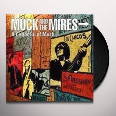 Muck & The Mires CELLARFUL OF MUCK Vinyl Record